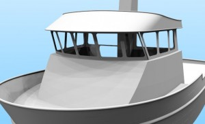 Wheelhouse Close Up